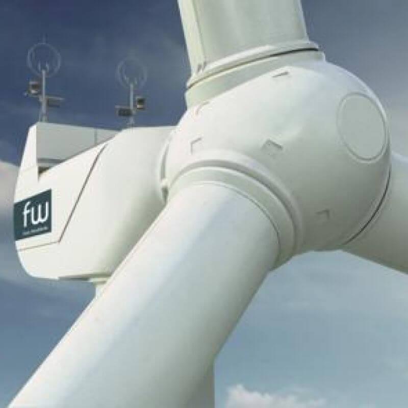 Windenergieanlage FW 2000