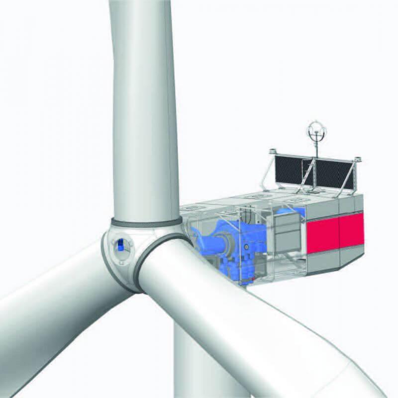 Windenergieanlage FW 4500