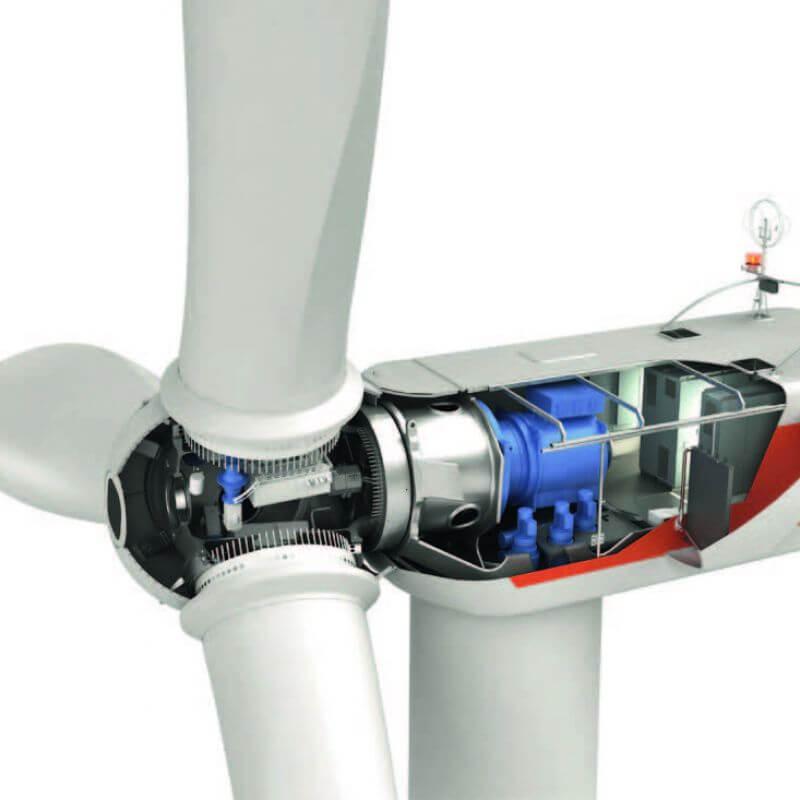 Windenergieanlage BW 3200
