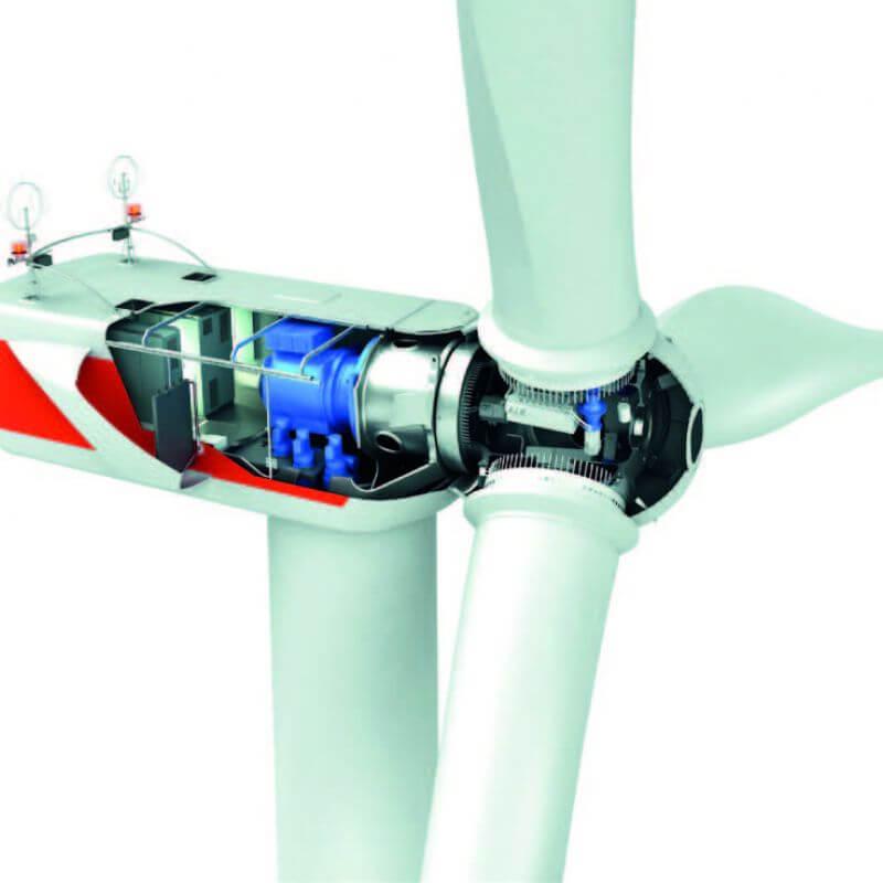 Windenergieanlage FW 3500